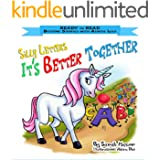 Silly Letters: IT'S BETTER TOGETHER: Help Kids Go to Sleep With a Smile (READY TO READ - bedtime stories children's picture b