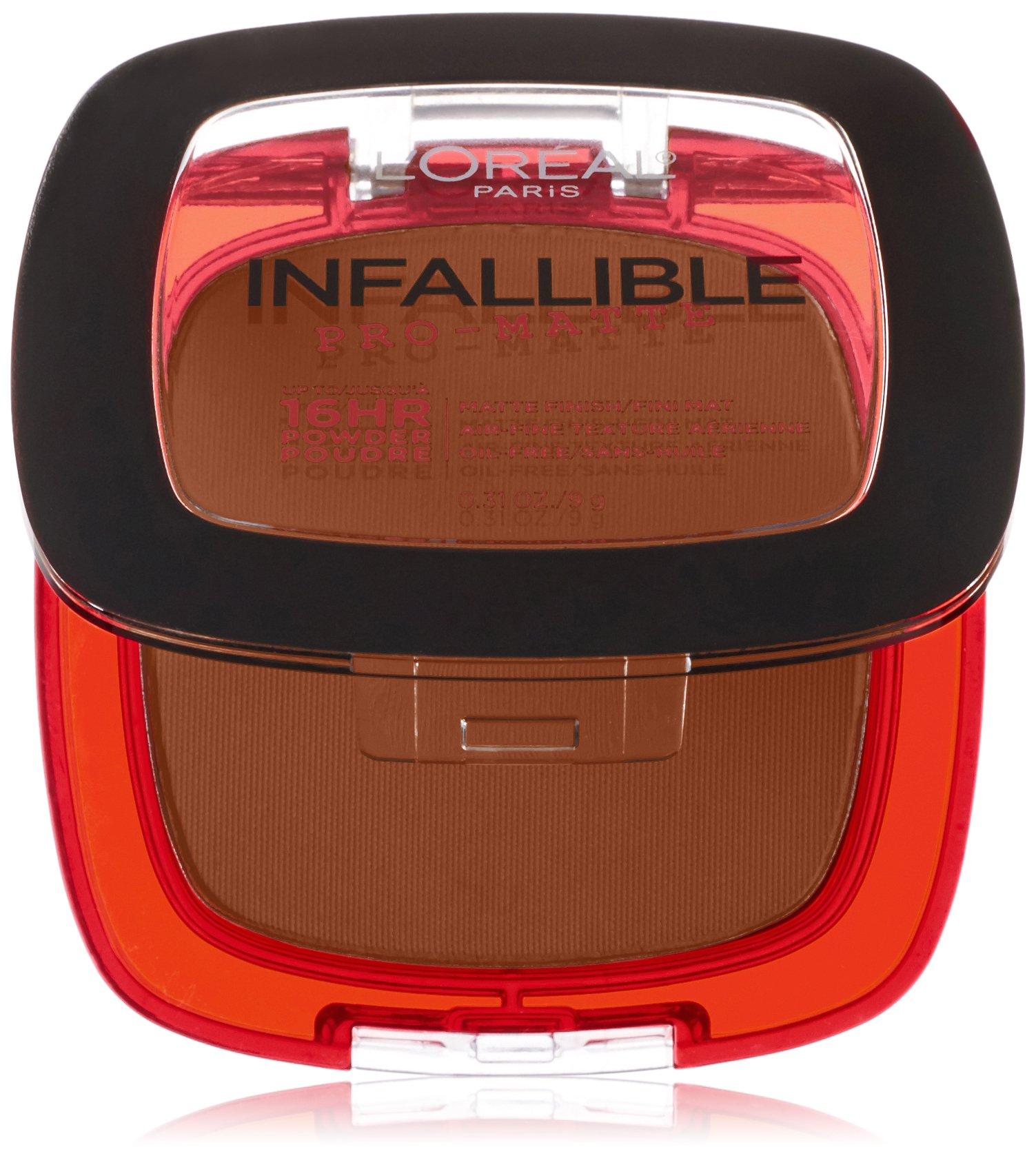 L'Oréal Paris Infallible Pro-Matte Powder, Cocca, 0.31 oz.