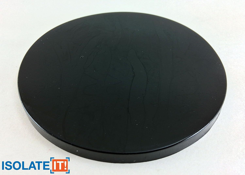 4bec6b30411c Amazon.com: Isolate It: Sorbothane Vibration Isolation Circular Disc ...