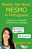 Master the Word MESMO in Portuguese (English Edition)