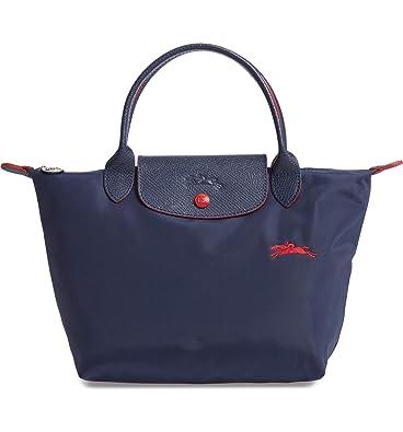 a4f9aa0c72bce5 Longchamp 'Small Le Pliage Nylon Club Tote Top Handle Bag, Navy ...