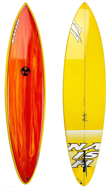 Naish Tabla De Surf G. Lopez Retro Solo Fn 76 Pulgadas: Amazon.es: Deportes y aire libre