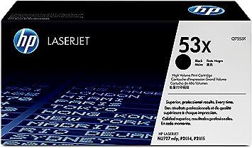 HP 53X - cartucho de tóner - 1 x negro - 7000 páginas