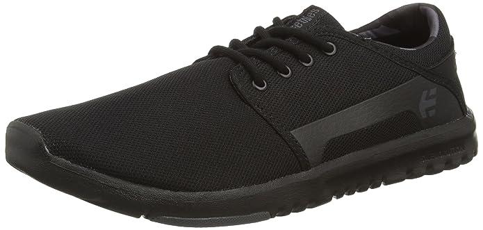 Etnies Scout Schuhe Erwachsene Herren schwarz