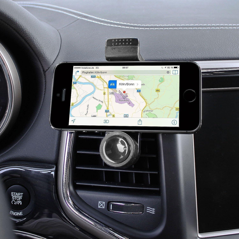 portable adjustable car air vent mount holder 3 5