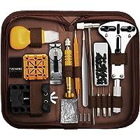 Kit de Reparación de Relojes, Eventronic Juego de Herramientas de Barra de Resorte Profesional, Juego de Herramientas de…
