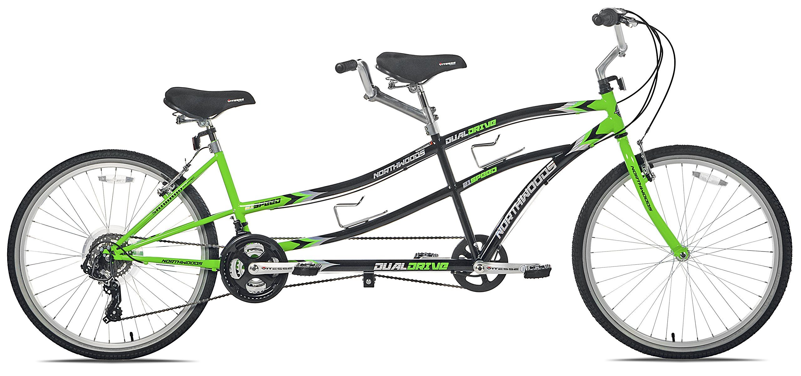 Kent Northwoods Dual Drive Tandem Bike by Kent (Image #2)