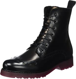 Womens C1385orey 5a Combat Boots Tommy Jeans