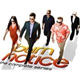 BURN NOTICE THE COMPLETE SERIES GIFTS