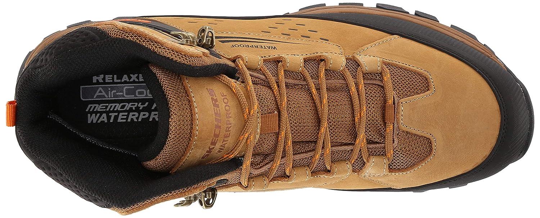 ff2fc3427f2 Skechers Men's Polano-Norwood Hiking Boot