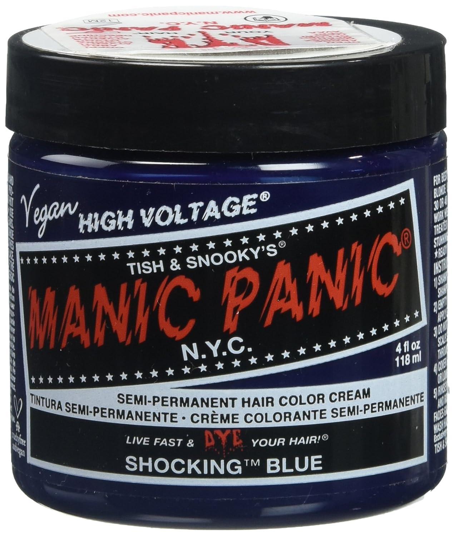 Manic Panic Classic Semi-Permanent Hair Dye 118ml (Electric Banana) 612600110128