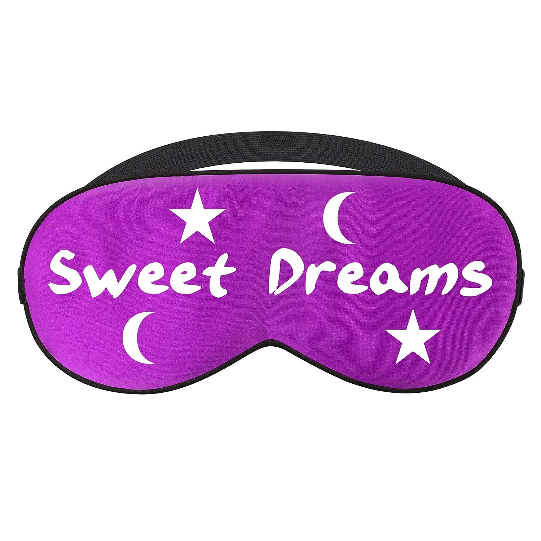 The JetRest especial temáticas de seda de morera dormir máscara de ...