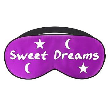 The JetRest especial temáticas de seda de morera dormir máscara de ojo/máscara de dormir/estor plegable con divertido y encantador diseños: Amazon.es: Salud ...