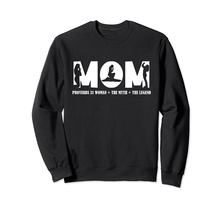 Proverbs 31 Sweatshirt for Moms