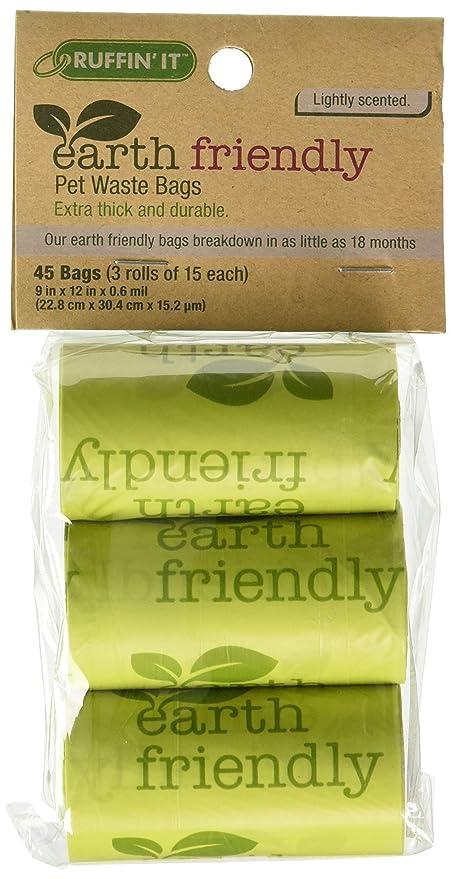 Amazon.com: Ruffin it Earth friendly bolsas de fuiste para ...