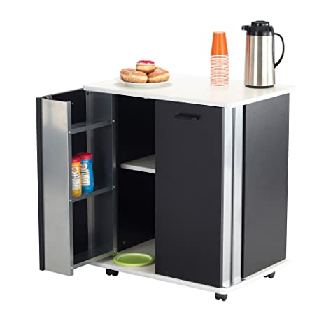 Amazon.com: Mobile refresco o microondas Stand: Office Products