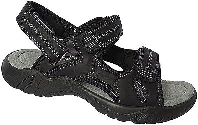 Herren Sandalette Outdoorsandale Schuhe Trekking Sandale Gr
