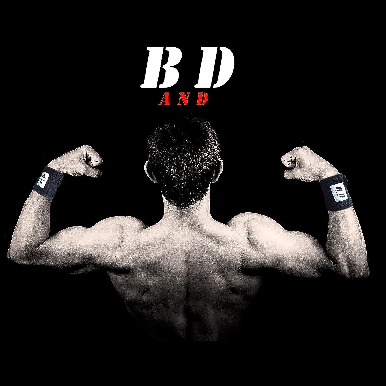 blink/&dream Fitness Armb/änder Handgelenkwickel f/ür Turnhandschuhe Gewichtheben Calisthenics Crossfit Turnhalle Bodybuilding Powerlifting Fitness
