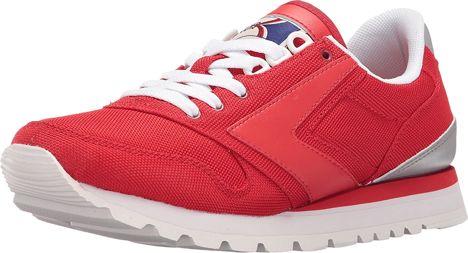 Brooks Women's Chariot B01LZ5KU9K 6.5 B(M) US|High Risk Red/Sleet/White