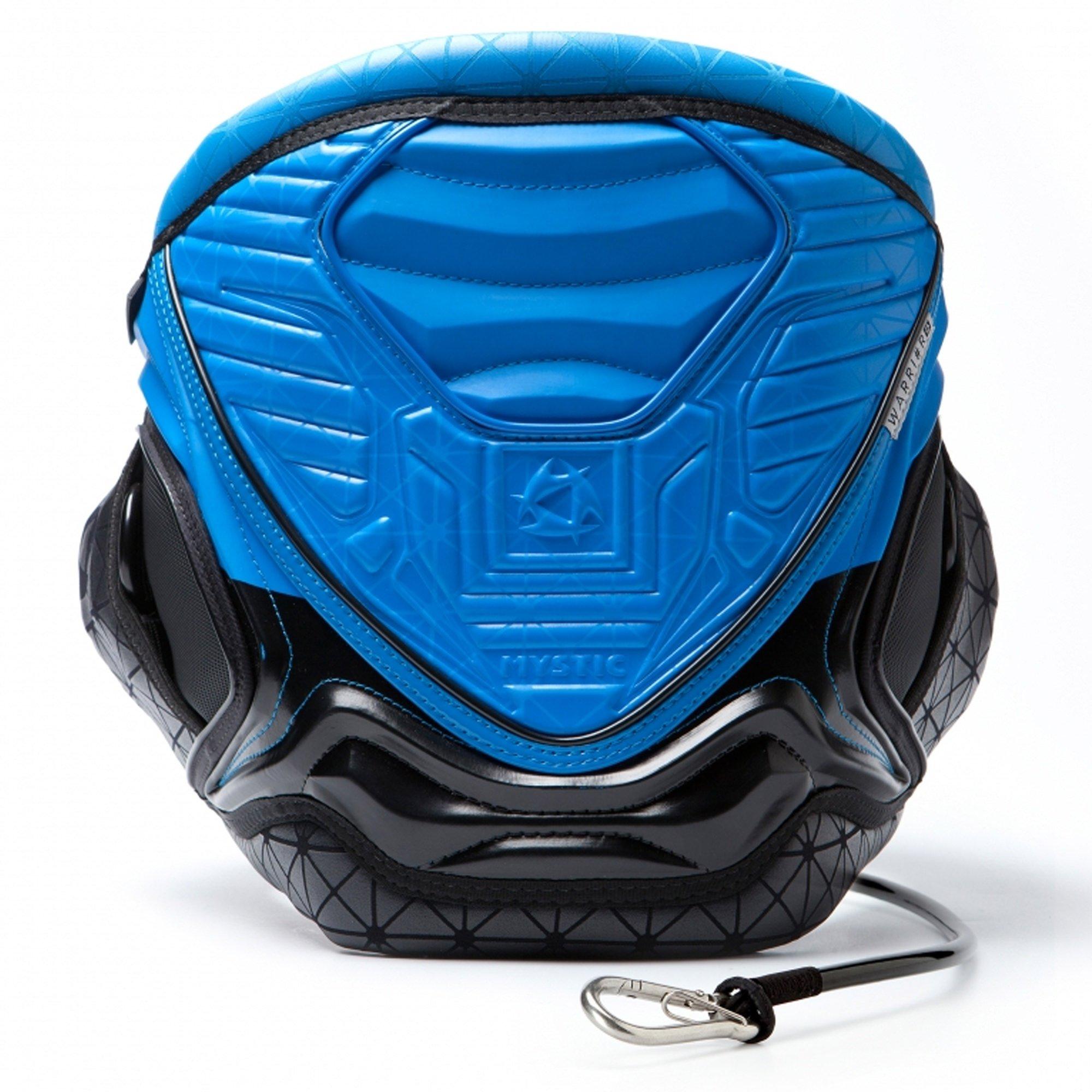 Mystic Warrior Multi-Use Kite Waist Harness Blue 150595 Sizes- - Small