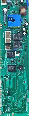 Placa de control Reparación AEG lavadora/secadora total Fallo ...