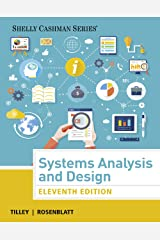 Systems Analysis and Design (Shelly Cashman Series) Kindle Edition
