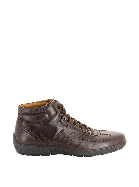 Fosco Andino, Botines para Hombre, Moka, 40 EU: Amazon.es: Zapatos y complementos