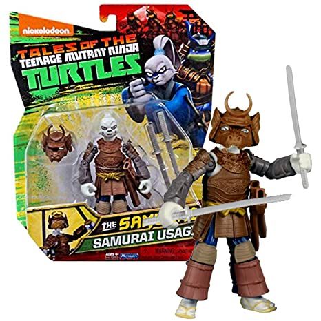 Amazon.com: Playmates Year 2017 Tales of the Teenage Mutant ...