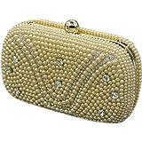 Perlen-Dinner Dress Diamant Veranstaltungspaket Bag Bride Bag Handtasche