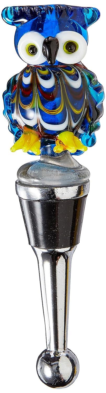 LS Arts Inc Tapón de botella – veneciano búho