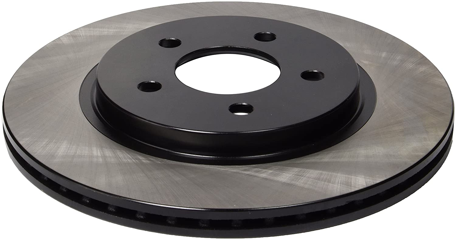 Centric Parts 120.61087 Premium Brake Rotor with E-Coating