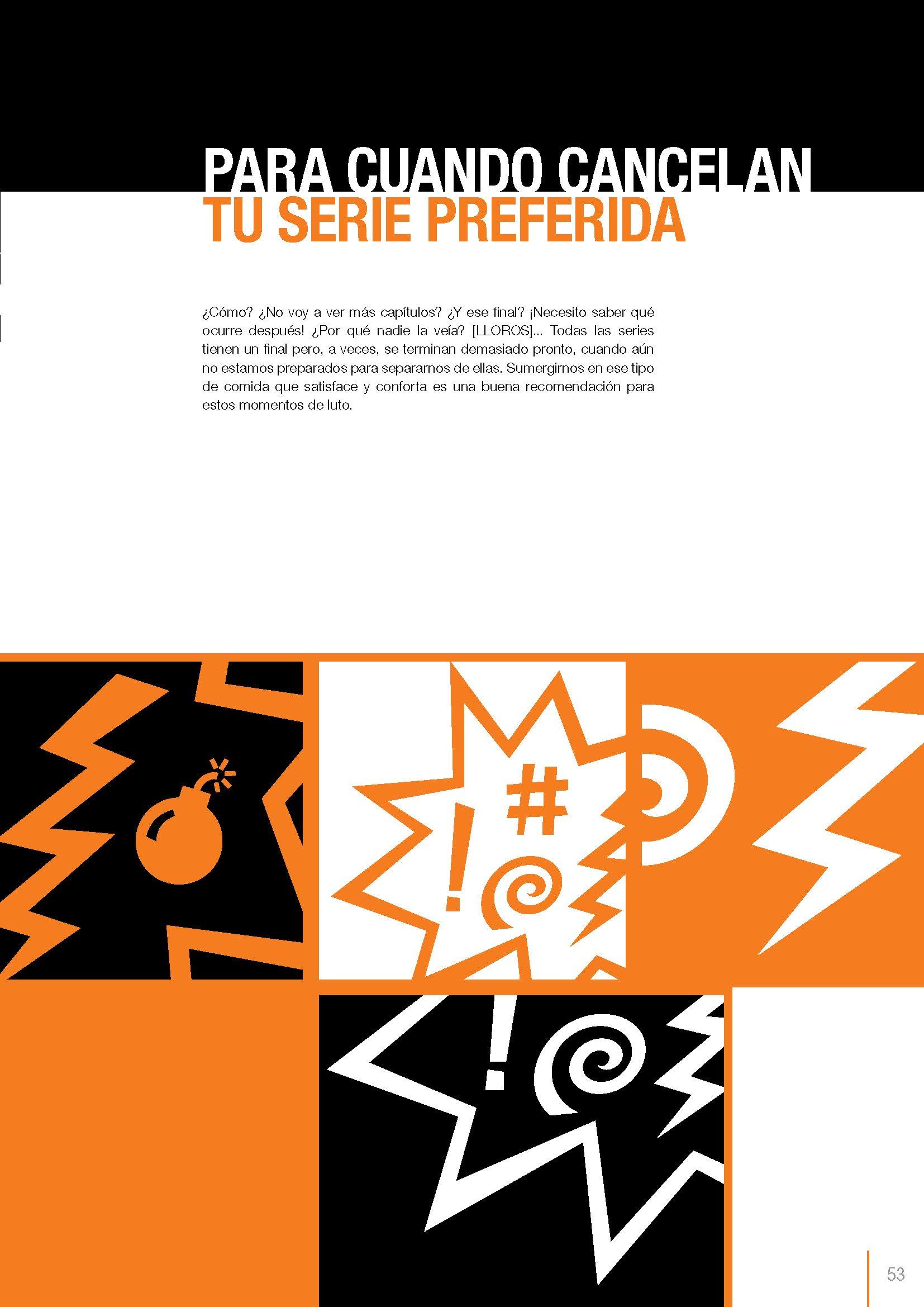 Del Sofá a la Cocina: Recetas de series de televisión: 9788460820345: Amazon.com: Books