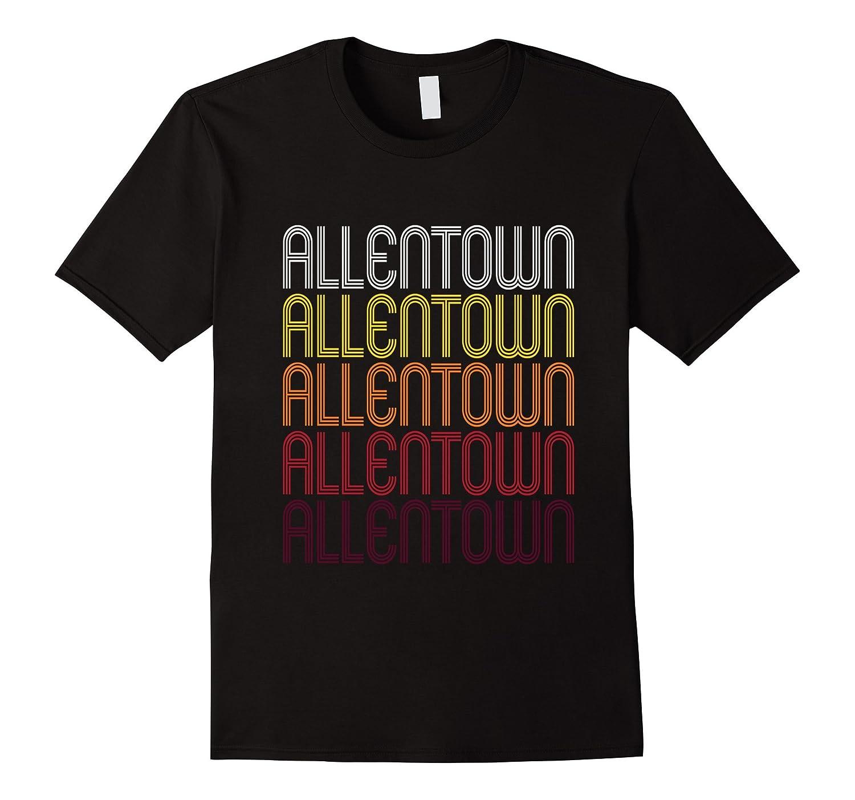 Allentown PA  Vintage Style Pennsylvania T-shirt-TH