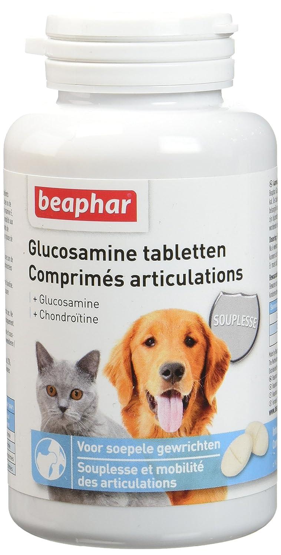 Beaphar - Tabletas Refuerzo Articular para Perro - 60 Comprimidos: Amazon.es: Productos para mascotas