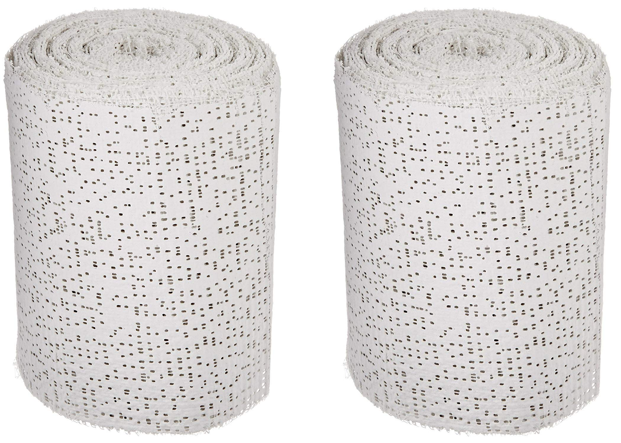 Sax Professional Plaster Wrap Roll, 4 Inch x 180 Feet, White, 20 Rolls (Pack of 2)