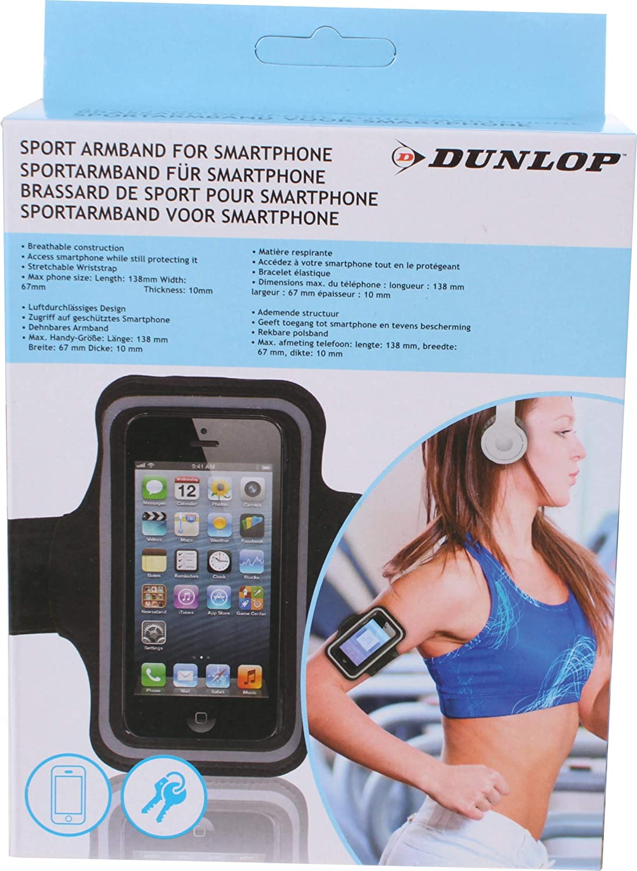 Dunlop Sport Armband Black: Amazon.es: Electrónica