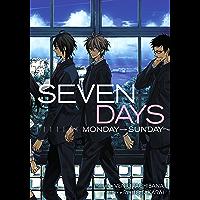 Seven Days: Monday–Sunday (Yaoi Manga) book cover