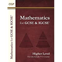 Maths for GCSE and IGCSE® Textbook, Higher (for the Grade 9-1 Course) (CGP GCSE Maths 9-1 Revision)