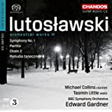 Lutoslawski: Orchestral Works Vol. 4 (Dance Preludes/ Symphony No. 1)