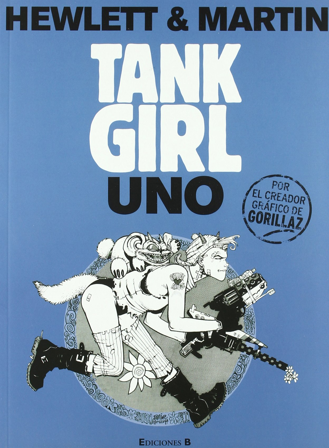 TANK GIRL UNO (SIN ASIGNAR, Band 601999)