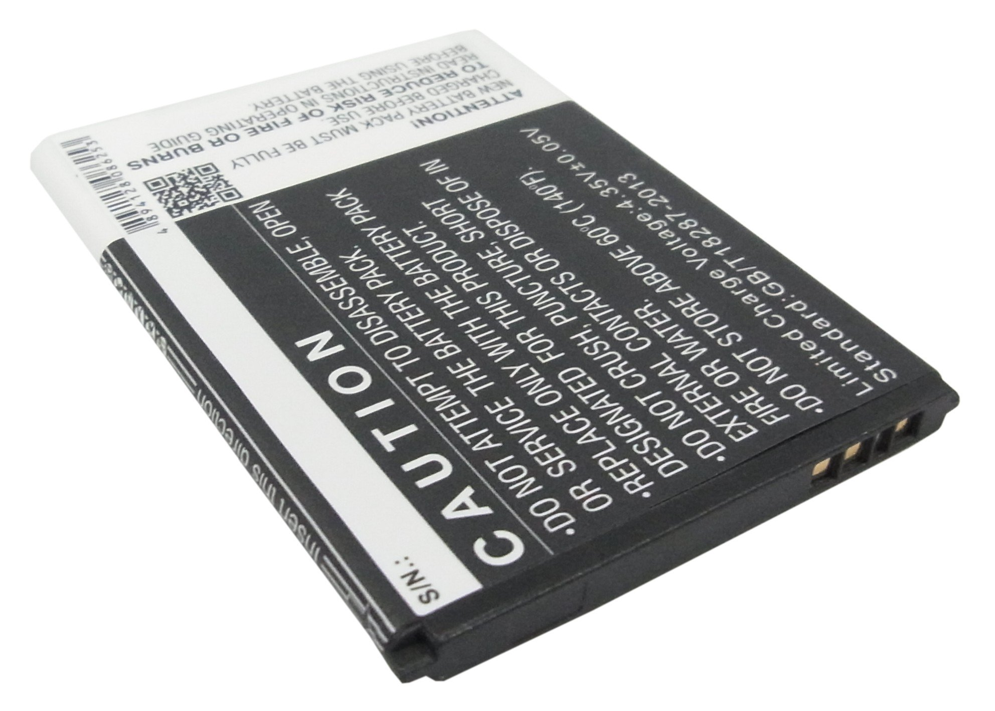 Battery for Alcatel One Touch 7041 TLi020F1 TLi020F2 + Pathusion Pry Tool