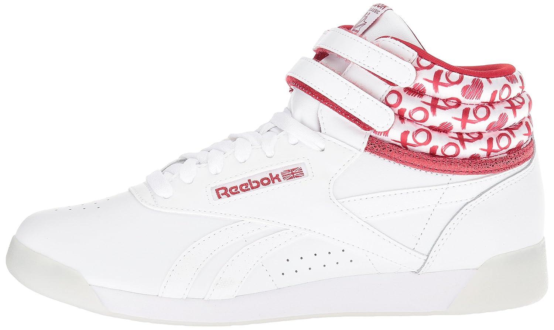 Reebok Kids F//S HI Hearts Sneaker