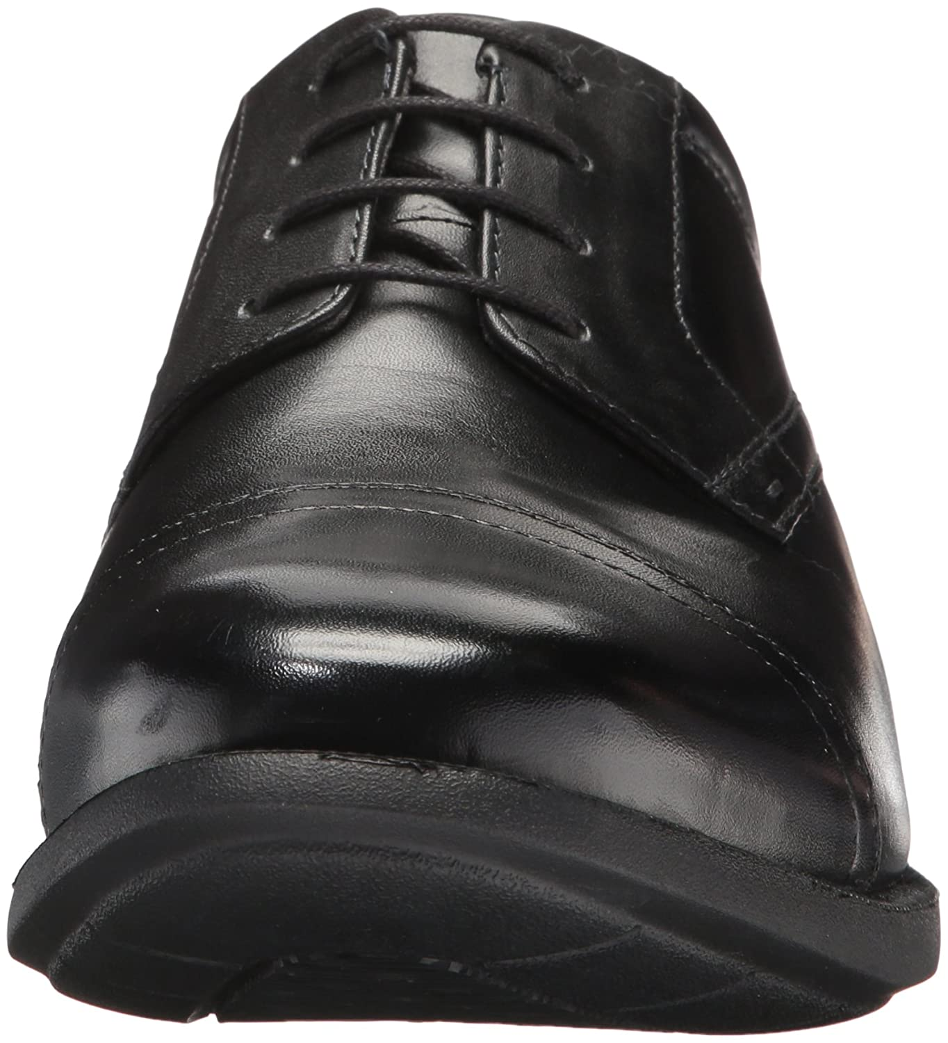 Nunn Bush Mens Dixon Cap Toe Lace Up Oxford with Kore Comfort Walking Technology