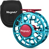 Magreel Fly Reel Fly Fishing Reel with CNC-Machined Aluminum Alloy Body 3/4