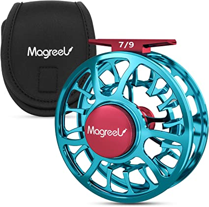 Shakespeare Sigma lightweight fly fishing Reel WF6F Floating fly Line Size 6//7