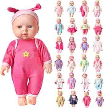 from Frilly Lily .Suitable for dolls 12-14 INCHES DOLL NOT INCLUDED such as GOTZ,COROLLE,ZAPF,MY LITTLE BABY BORN,MY FIRST BABY ANNABELL OUTFIT ONLY 30-35 CM New for Spring !Boy Dolls short dungarees set in Red Chick Fabric