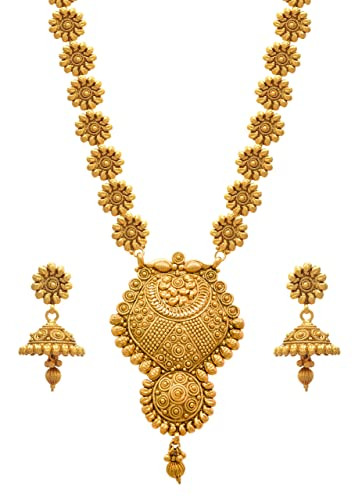 buy online jewellery gold india necklaces the tassel twin designs pendant in necklace pics