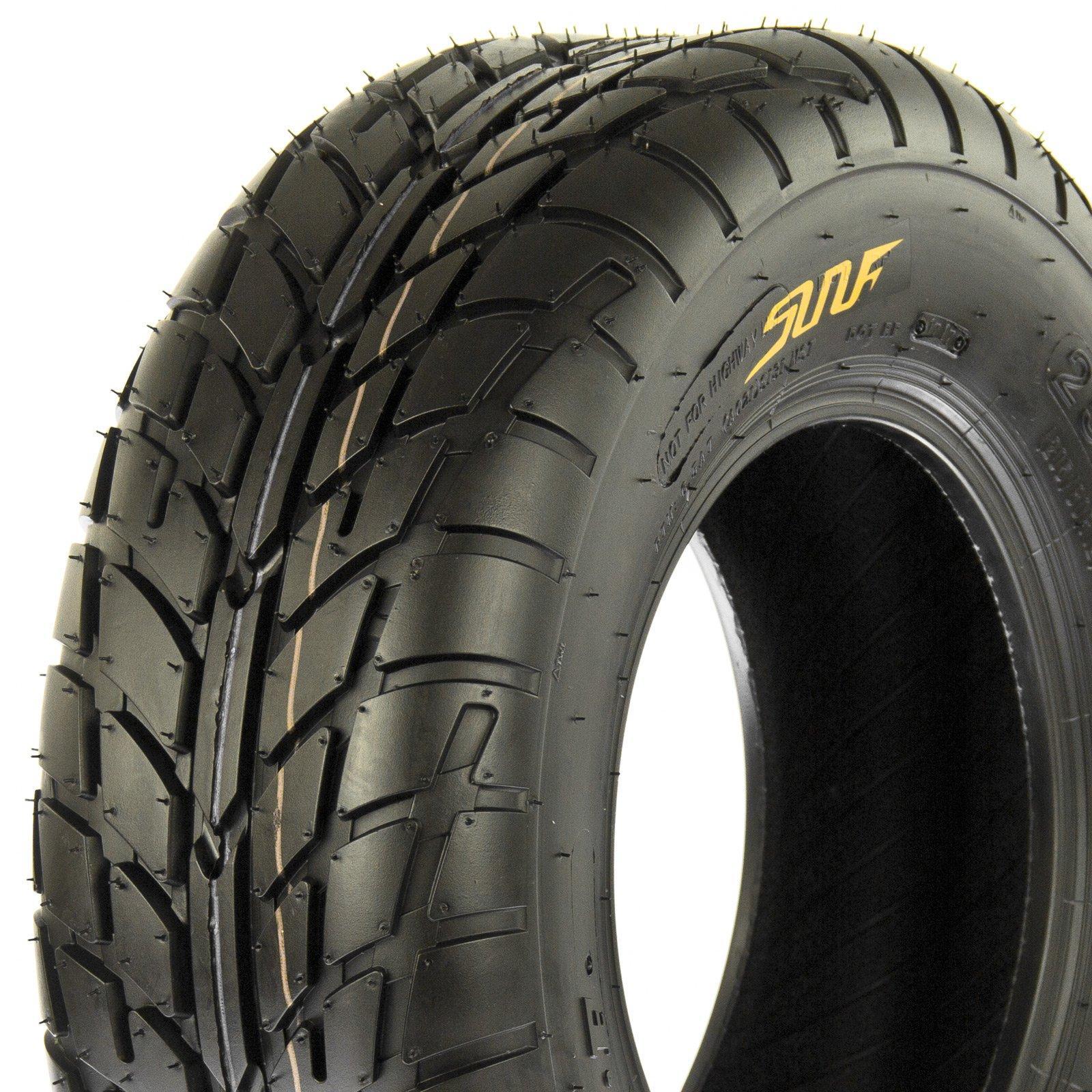 SunF Quad ATV Road Race Tires 225/45-10 225 45 10 4 PR A021 (Full set of 4) by SunF (Image #6)