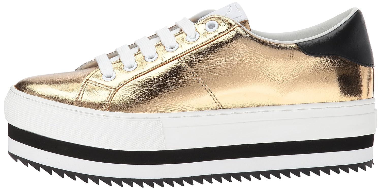 Marc Jacobs Women's Grand Platform Lace up Sneaker B0733C5KG2 US) Gold 39 M EU (9 US) Gold B0733C5KG2 1f9e12