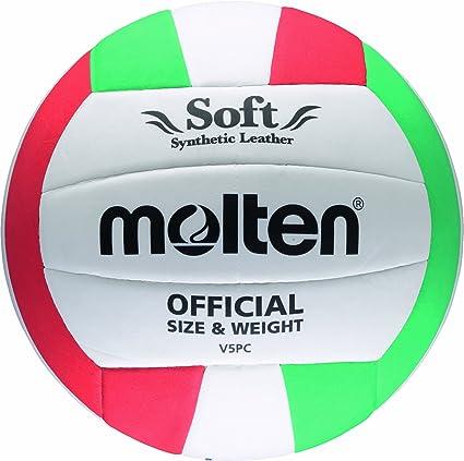 MOLTEN Volleyball - Pelota de Voleibol: Amazon.es: Deportes y aire ...